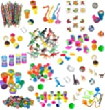 168 Pc Party Favor Toys For Kids - Bulk Party Favors For Boys And Girls - Awesome Toys For Goody Bags, Pinata Fillers or Prizes For Birthday Party Game