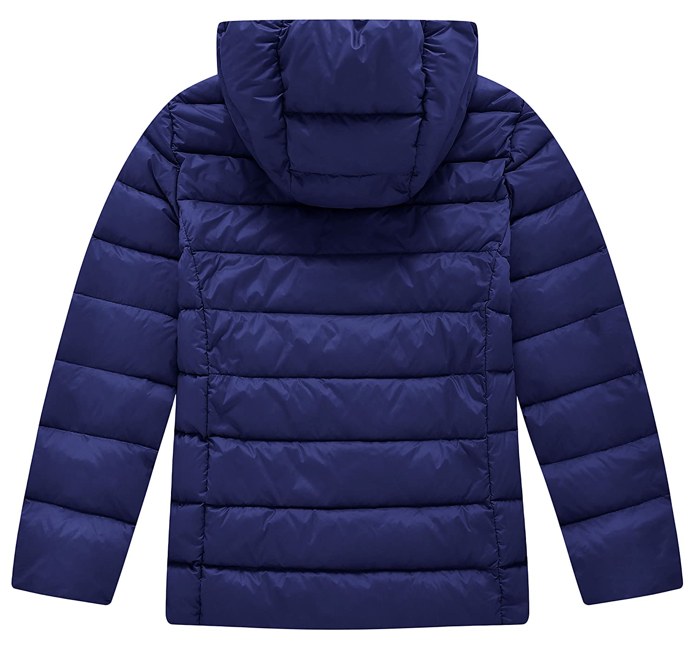 503fbabd6651 Amazon.com  Wantdo Girl s Lightweight Puffer Down Winter Jacket ...