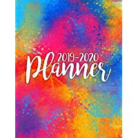 2019-2020 Planner: Two Years January 2019 to December 2020 Daily Weekly Monthly Calendar Planner with to Do List