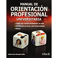 Manual De Orientacion Profesional Universitaria