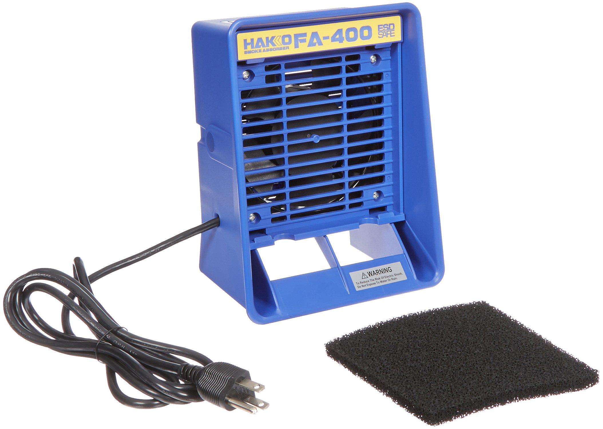 Hakko FA400-04 Bench Top ESD-Safe Smoke Absorber by Hakko