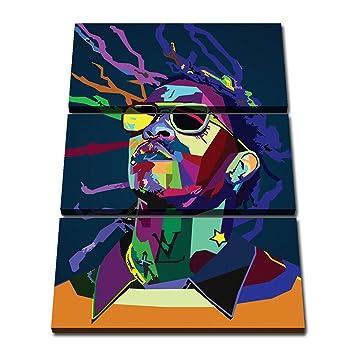 Amazon.com: Susu Art – 3 piezas de lienzo para músicos ...