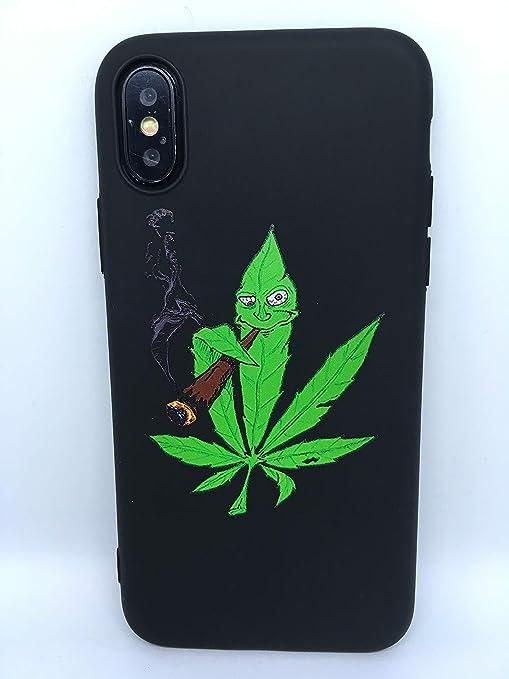 coque weed iphone x