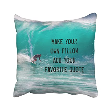 Amazon Shorping Zippered Pillow Covers Pillowcases 40X40 Inch Custom Make Your Own Pillow Covers