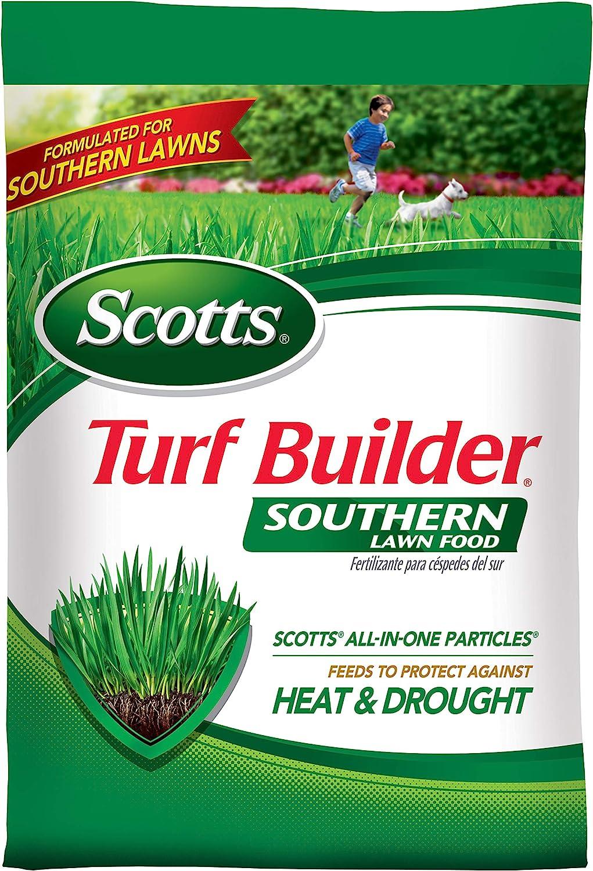 Scotts 23415 Turf Builder Southern Lawn Food, 15,000 sq. ft, 42.18 lbs