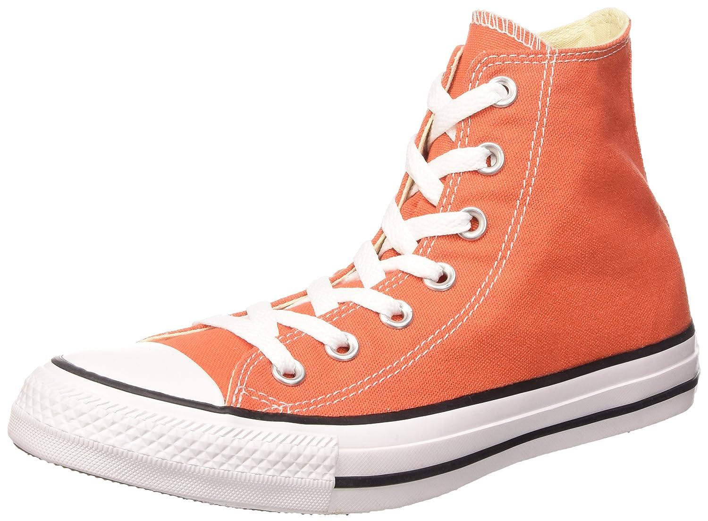 Converse Chuck Taylor All Star, Zapatillas Altas Unisex Adulto 41 EU|Naranja