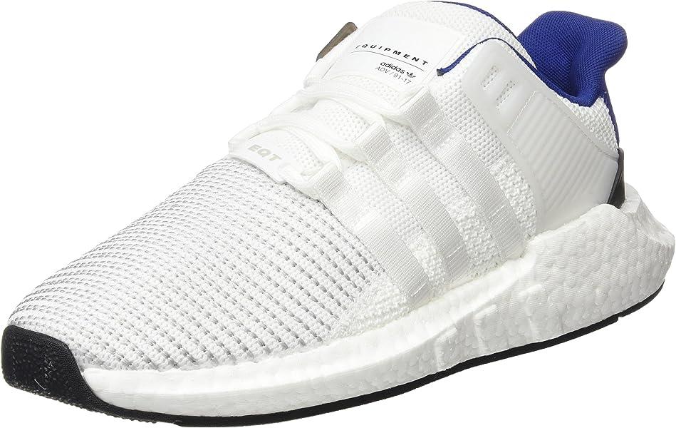 on sale b80b1 02cc9 adidas Herren EQT Support 9317 Sneakers Weiß Footwear Whitecore Black, 46