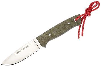 Cuchillo Muela KODIAK 10SV.G MICARTA VERDE