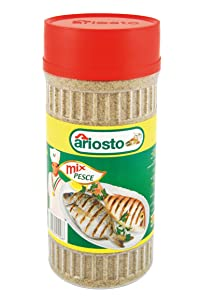 Ariosto Seafood Seasoning, Roasted and Grilled, 35 Ounce