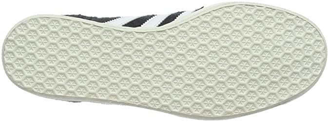 Amazon.com   adidas Womens Gazelle Low-Top Sneakers, Black (Core Black/Crystal White/Chalk White), 4 UK 36 2/3 EU   Fashion Sneakers