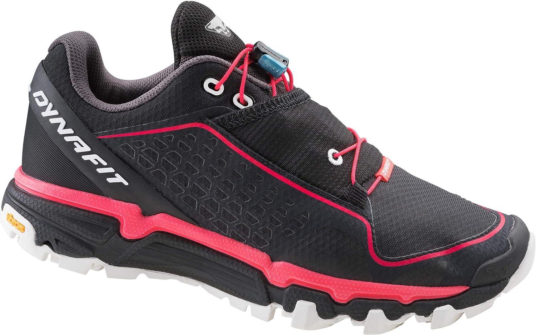 Dynafit Ultra Pro schuhe damen schwarz Fluo Rosa 2019 Laufsport Schuhe