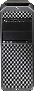 HP Z6 G4 3GF39UT#ABA Workstation Intel Xeon Bronze 3106 (8 Core) 1.7GHz 8GB DDR4 SDRAM 1TB HDD Windows 10 Pro 64-bit Mini-Tower Black
