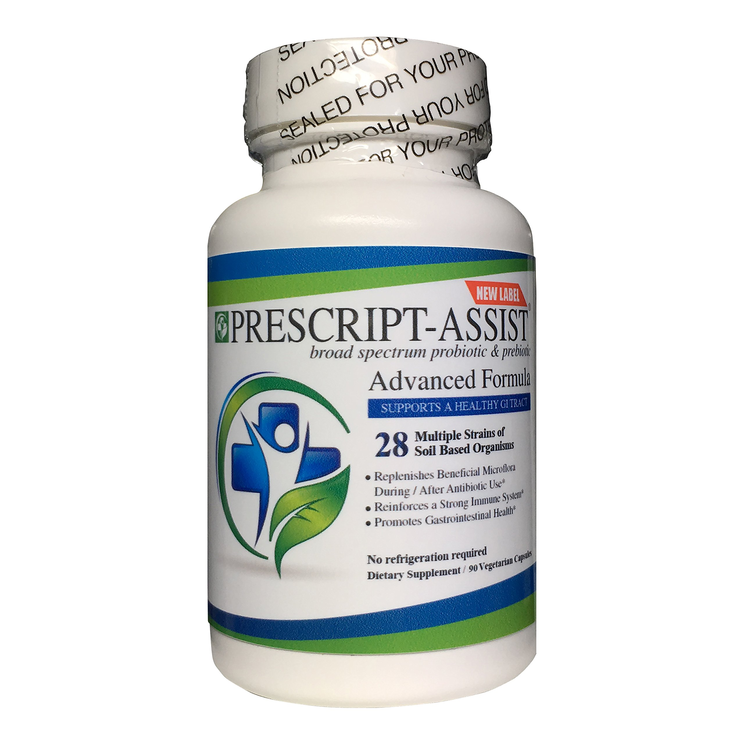 Prescript-assist Broad Spectrum Probiotic Prebiotic Complex