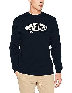d14e647a82fc01 Vans Men s Classic Long Sleeve T-Shirt  Vans  Amazon.co.uk  Clothing