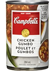 Campbell's Chicken Gumbo, 284ml, 12 Count