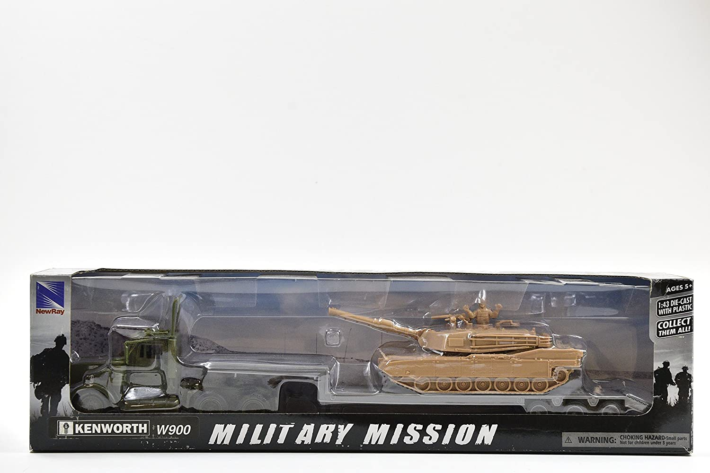 New Ray/ /Coffret Militar Cami/ón /15953/ Tanque