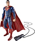 Mattel Superman Man of Steel Movie Masters Superman with Kryptonian Key Action Figure