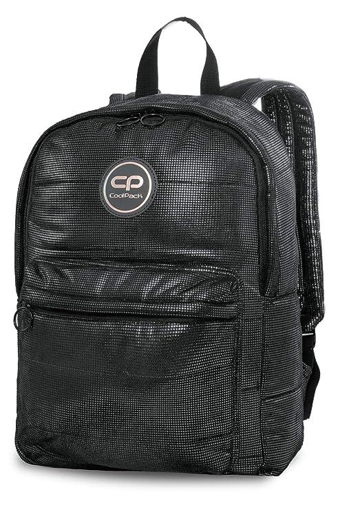 Cool Pack - Mochila Casual, Black Glam PL-Cool-RU-2