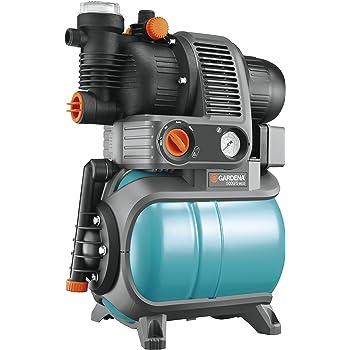 Das Gardena Hauswasserwerk 5000/5 eco Comfort bietet zusätzliche Möglichkeiten zum Energie sparen.