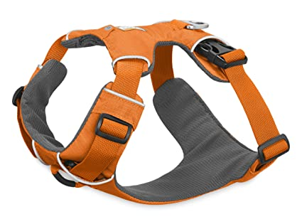 Ruffwear Front Range - Braga para el Pecho, Color Naranja: Amazon ...