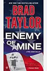 Enemy of Mine (Pike Logan Thriller Book 3) Kindle Edition