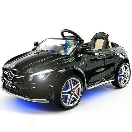 9a38d69a9 Amazon.com  2019 Mercedes Benz CLA 12V Ride On Car for Kids