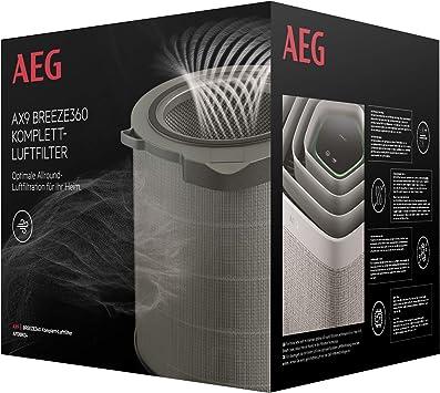 AEG 900 922 979 Filtro para purificador de Aire AX91-404DG: Amazon ...