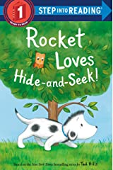Rocket Loves Hide-and-Seek! (Step into Reading) Kindle Edition