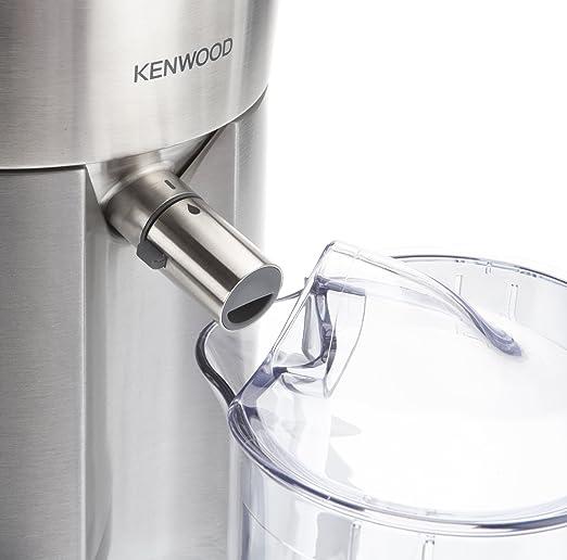 Kenwood JE850 - Licuadora multifunción, color plateado, material ...