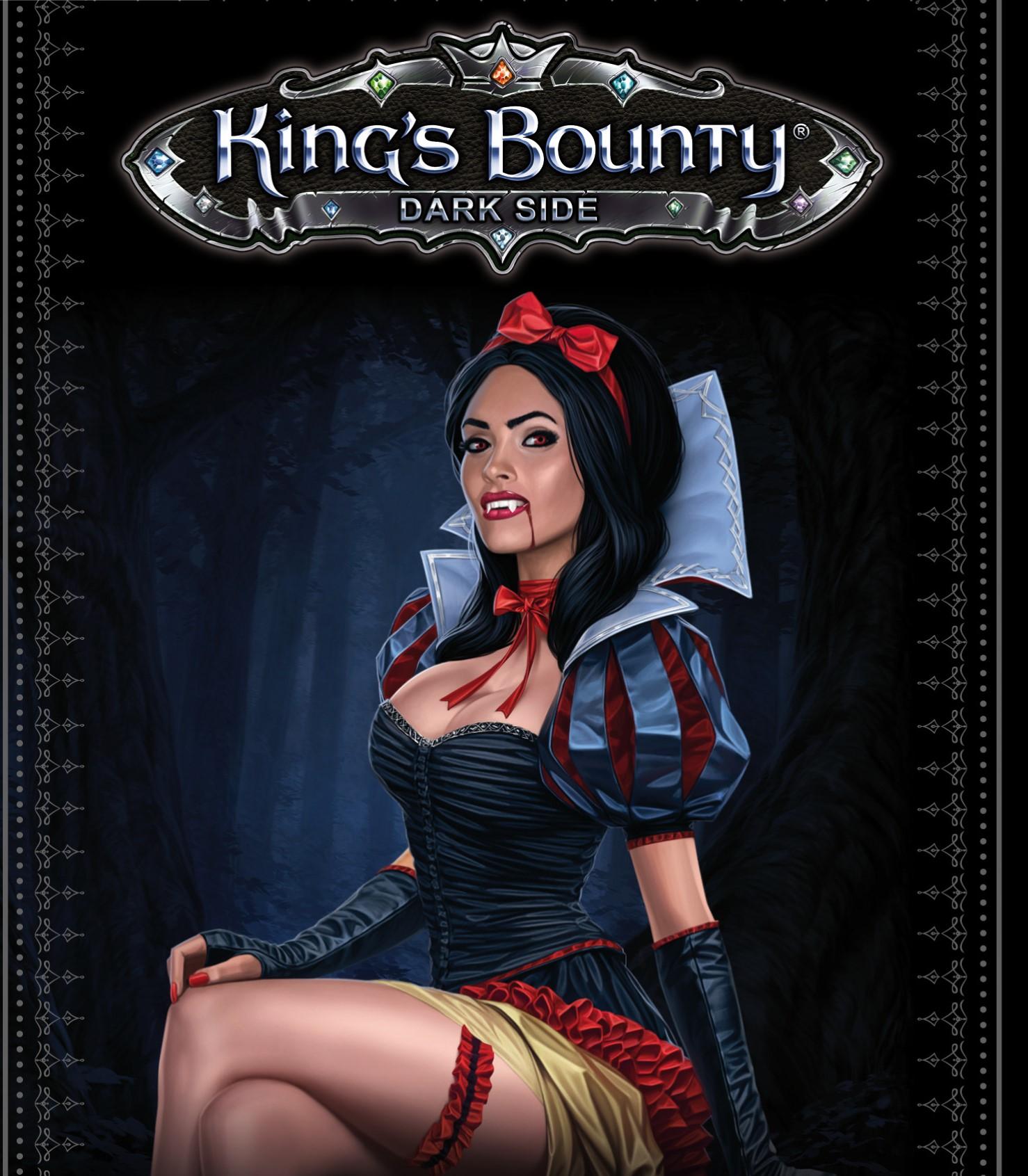King's Bounty: Dark Side [Online Game Code]