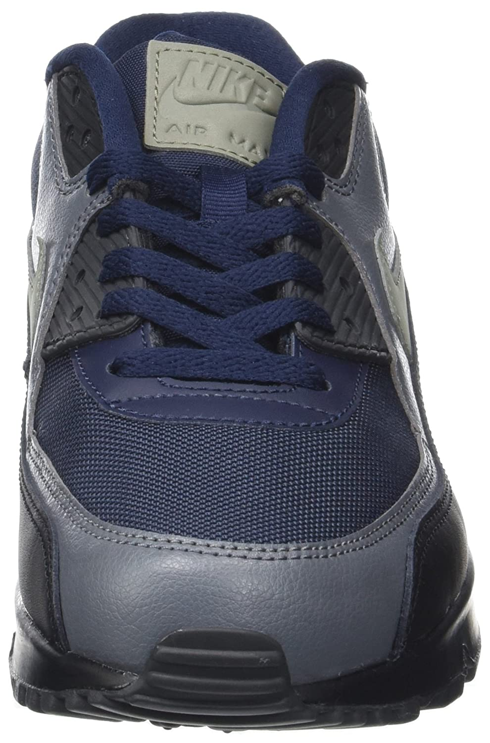 outlet store 8d71e eca4e Amazon.com   Nike Men s Air Max 90 Essential Low-Top Sneakers   Road Running
