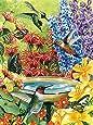 Cobble Hill Hummingbird Garden 500 Piece Jigsaw Puzzle
