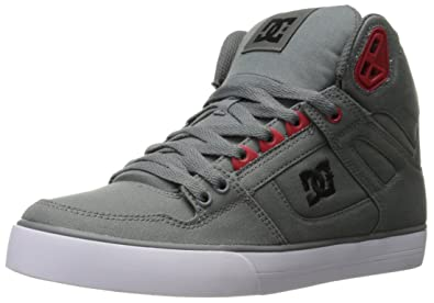 a8db11031d Amazon.com  DC Men s Spartan High WC TX Skate Shoe  Dc  Shoes