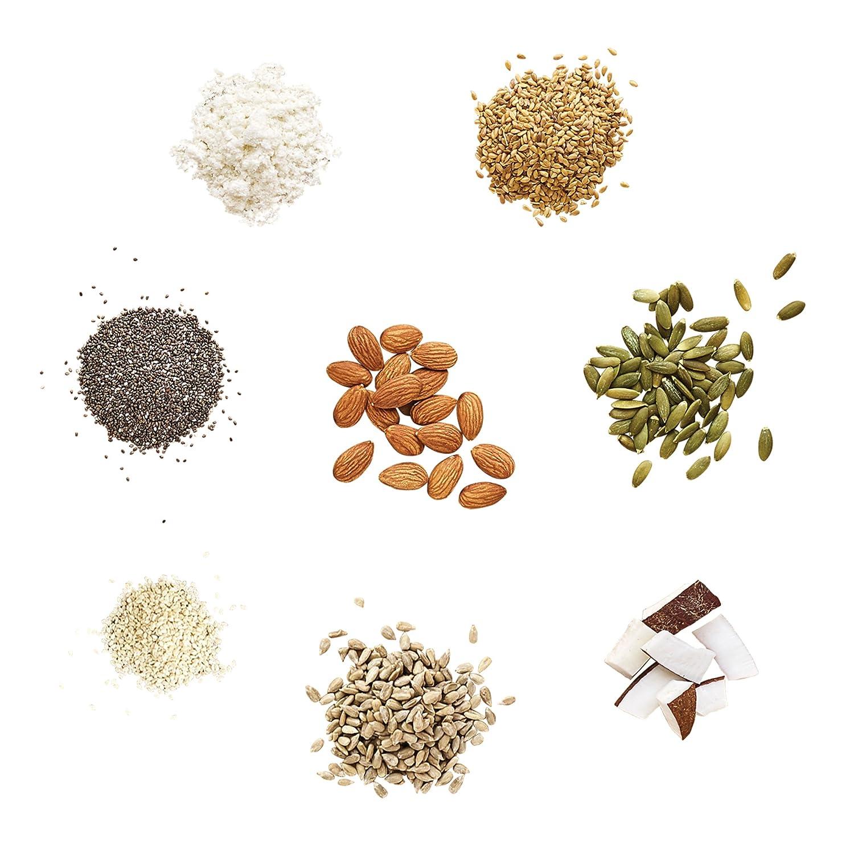 Purition Batido de proteínas de Almendras (500g). Batido para el desayuno: Amazon.es: Salud y cuidado personal