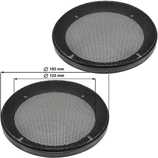 Tomzz Audio 2800 001 Lautsprecher Gitter Grill Für Elektronik