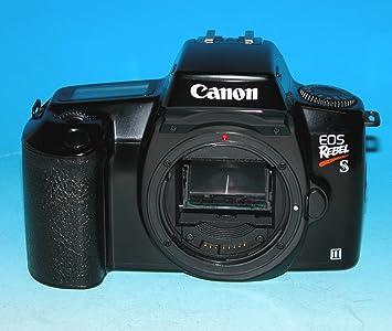 Canon Eos Rebel S Ii Slr Film Camera Kit With 35 80mm 1 4 5 6 Canon Ef Zoom Lens Amazon Ca Camera Photo