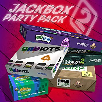 Amazon.com: The Jackbox Party Pack 2: Appstore for Android