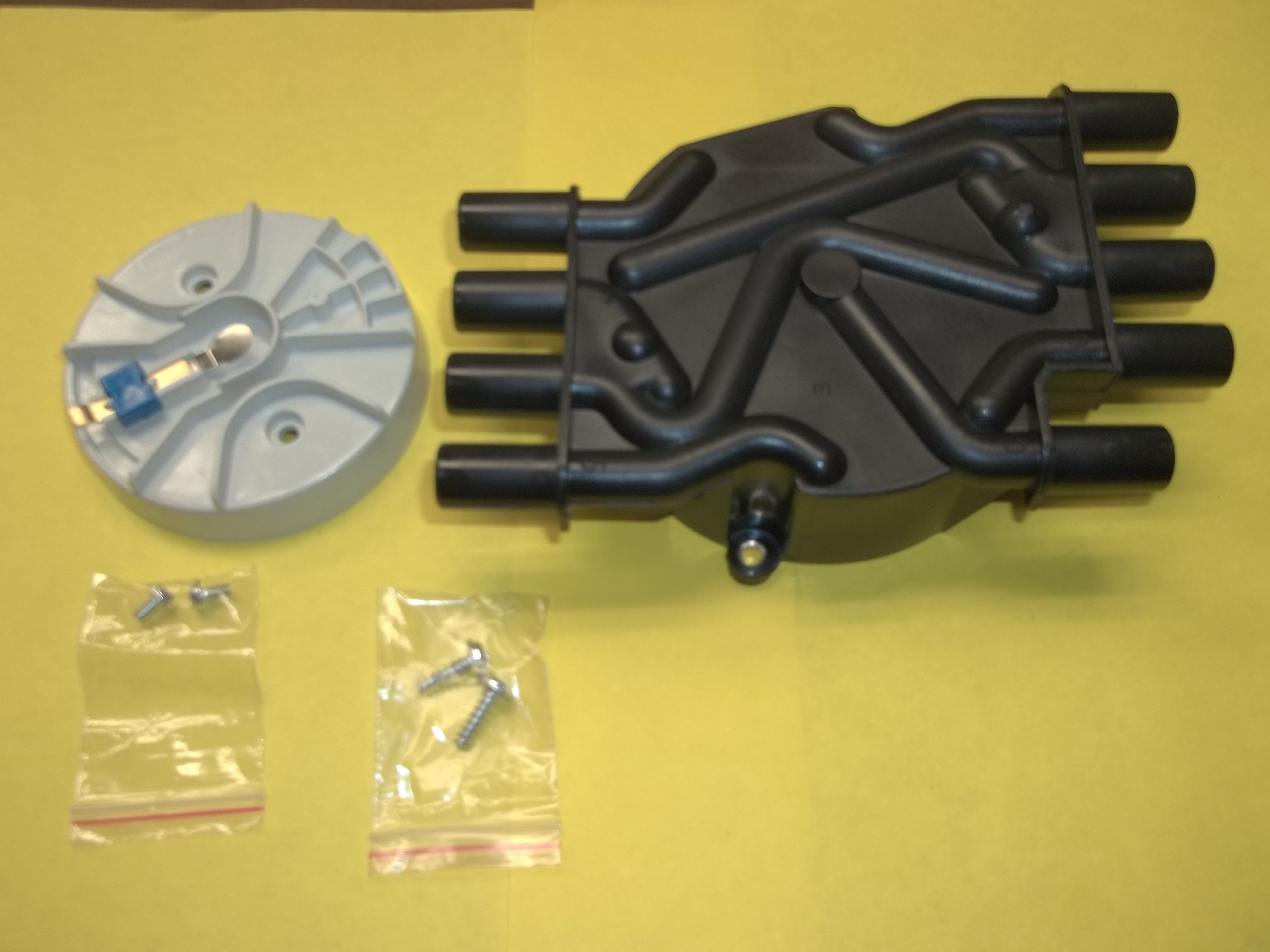 Mercruiser and Volvo Penta V8 Distributor Cap and Rotor kit for 5.0, 5.7, 6.2 engines
