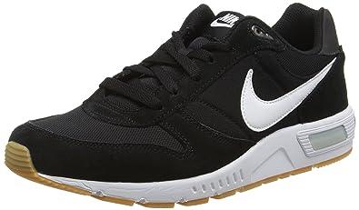 huge discount 3f65b 19b22 Nike Nightgazer, Baskets Homme, Noir (Black White 006), 38.5 EU