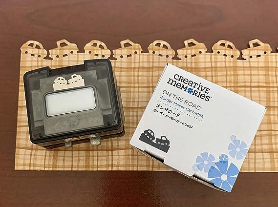 Creative Memories Border maker cartridge Ruffle Trim Border Punch Free ship