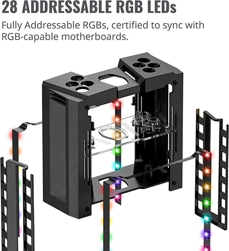 Cooler Master MasterAir MA410M Addressable RGB CPU Air Cooler