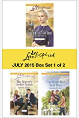Love Inspired July 2015 - Box Set 1 of 2: An Anthology Kindle Edition