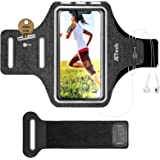 JETech Cell Phone Armband Case for iPhone SE(2020)/11/11 Pro/XR/XS/X/8 Plus/7 Plus/8/7/6s/6, Galaxy S10/S9/S9…