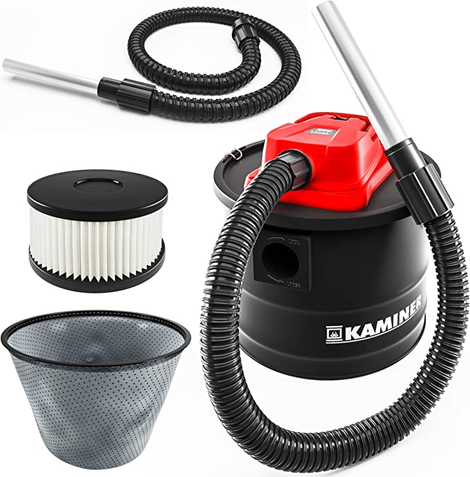 Kaminer odk006 - Aspirador de cenizas, 15l: Amazon.es: Hogar