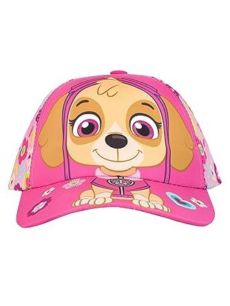 9f278ae060d Paw Patrol Girls Skye Baseball Cap One Size  Amazon.co.uk  Clothing