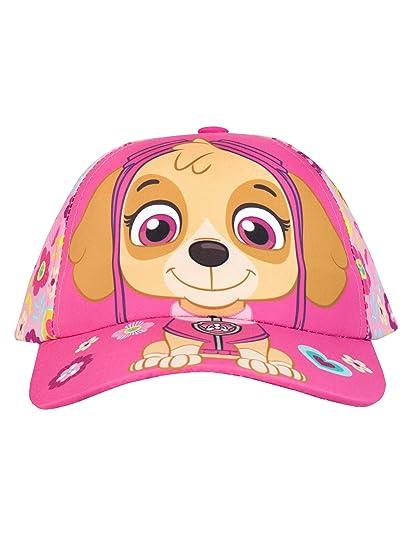 Paw Patrol Gorra para niñas La Patrulla Canina Skye Talla única: Amazon.es: Ropa y accesorios