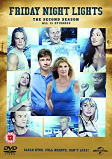 Friday Night Lights: Season 2 [DVD] [2007] Nice Look