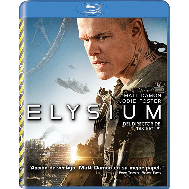 Elysium - Bd [Blu-ray]