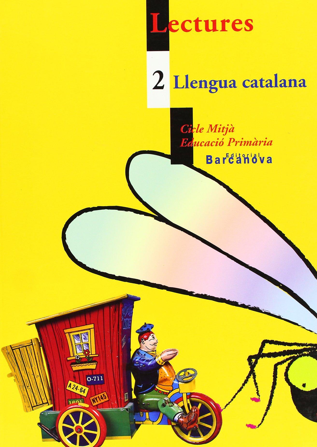 Lectures llengua catalana 2 CM. Llibre de lalumne Espiadimonis ...