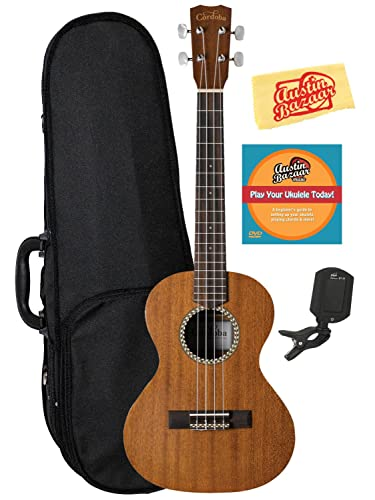 Cordoba 20TM Tenor Ukulele Bundle